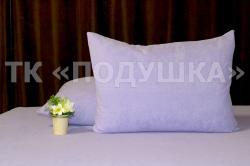 Купить фиолетовые махровые наволочки на молнии в Новосибирске