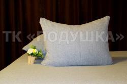 Купить серые махровые наволочки на молнии в Новосибирске