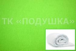 Купить салатовый трикотажный пододеяльник в Новосибирске