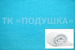 Купить бирюзовый махровый пододеяльник  в Новосибирске