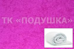 Купить фиолетовый махровый пододеяльник  в Новосибирске